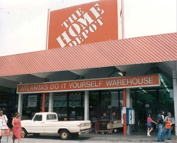 home improvement chain Home Depot