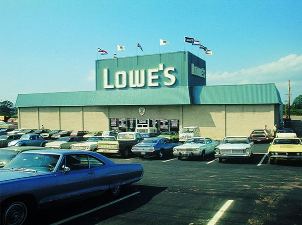 Lowes partnership begins