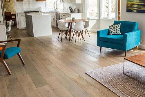 naturally aged flooring