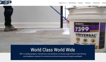 new qep corporate website